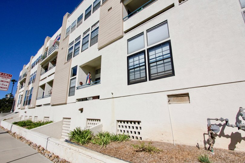 Three story town homes at Summer Sea in Imperial Beach California
