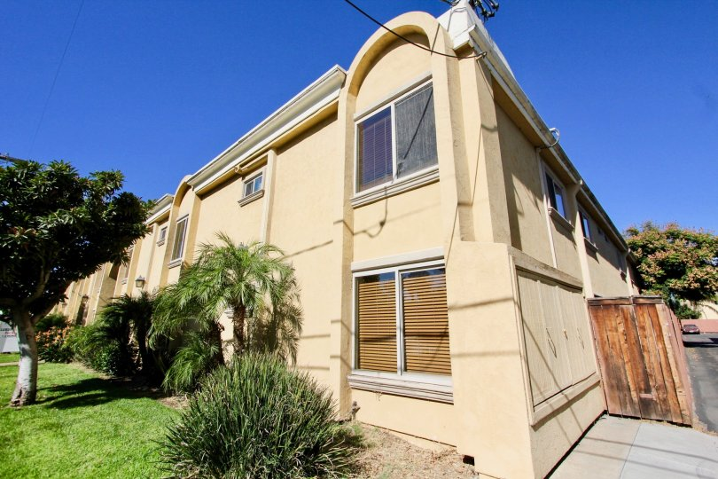 Two story residential units at Tapestry in Imperial Beach California
