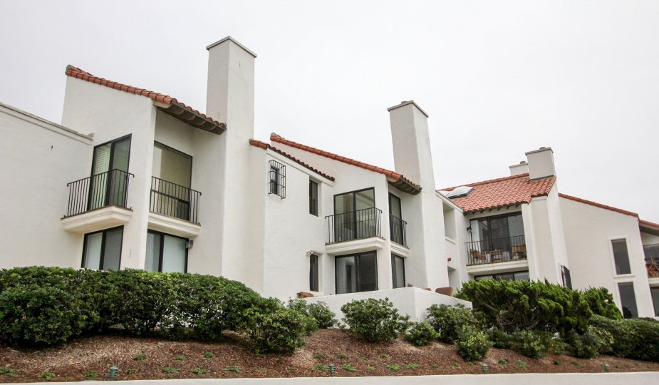 303 Coast Multi-Level Beige Building La Jolla California