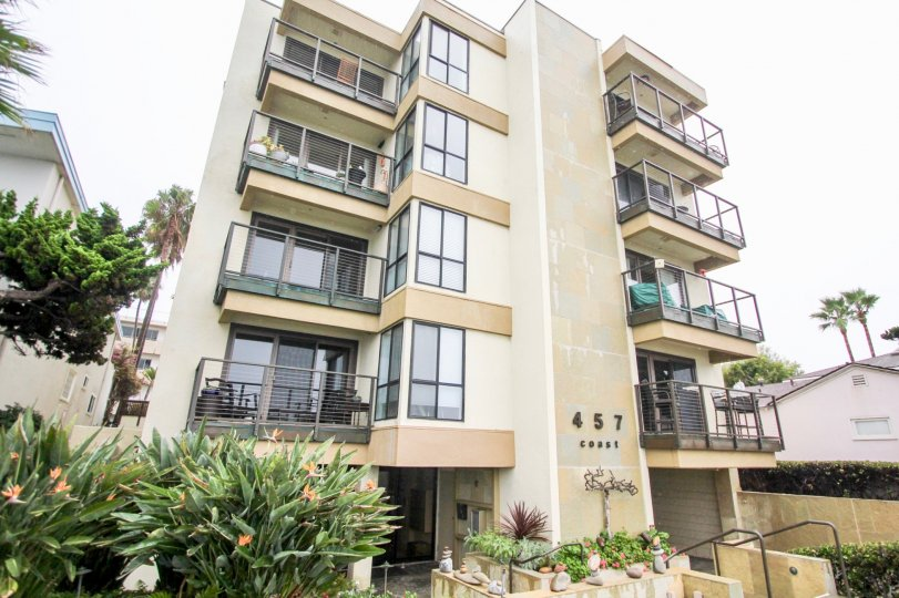 457 Coast's high rise residential community in La Jolla CA