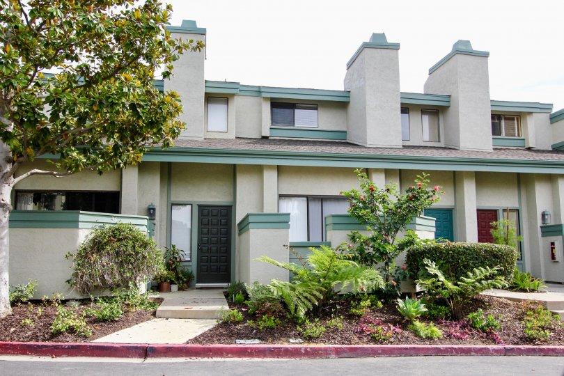 Apartments La Jolla California Eastbluff two floors