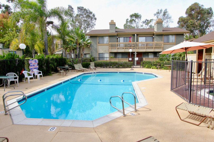 Attract beauty of La Jolla Park Villas in La Jolla at Califorina