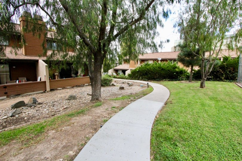 watch at best at homes in Fox Haven in La Mesa, California
