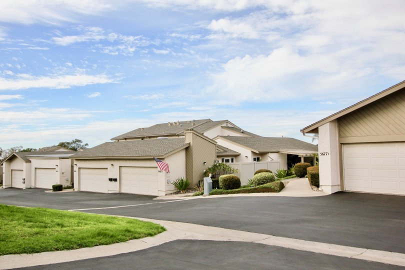 Beautiful Villas with lawn and roadside in Smoke Tree of La Mesa