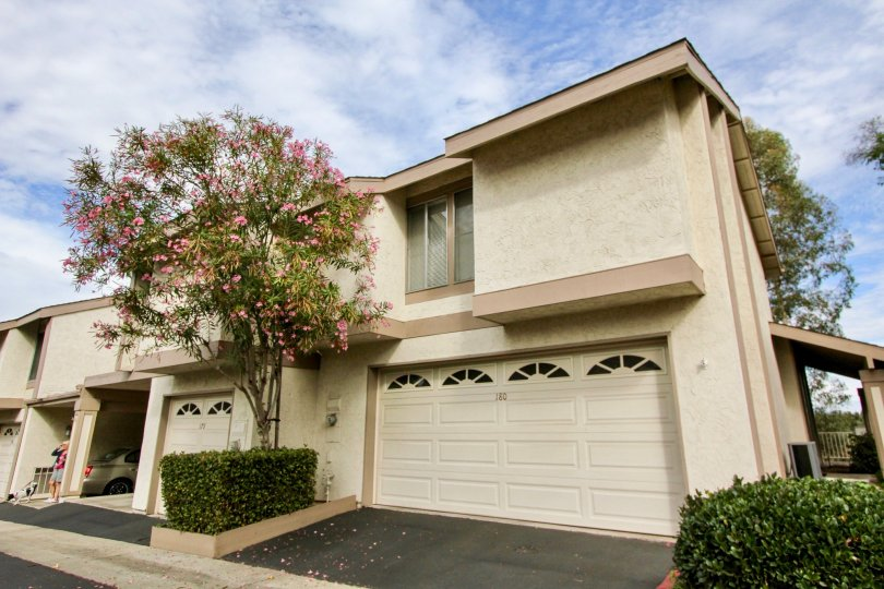 Clean living at Strawberry Hills in La Mesa, California.