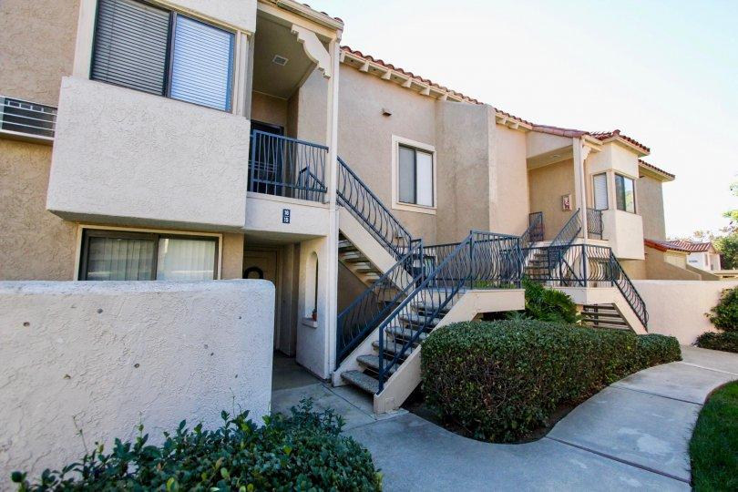 Flair apartment complex located in Mira Mesa, California