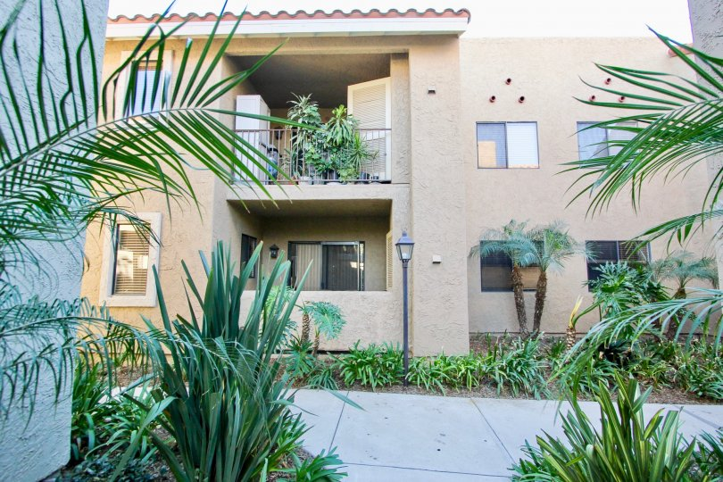 Jade coast community in Mira Mesa, California. A good place