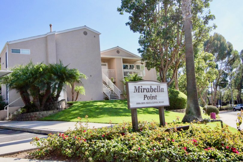 come and enjoy at Mirabella Point in Mira Mesa, California