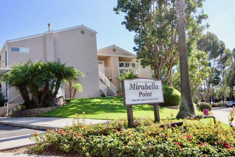 come and enjoy at Mirabella Point in Mira Mesa, California