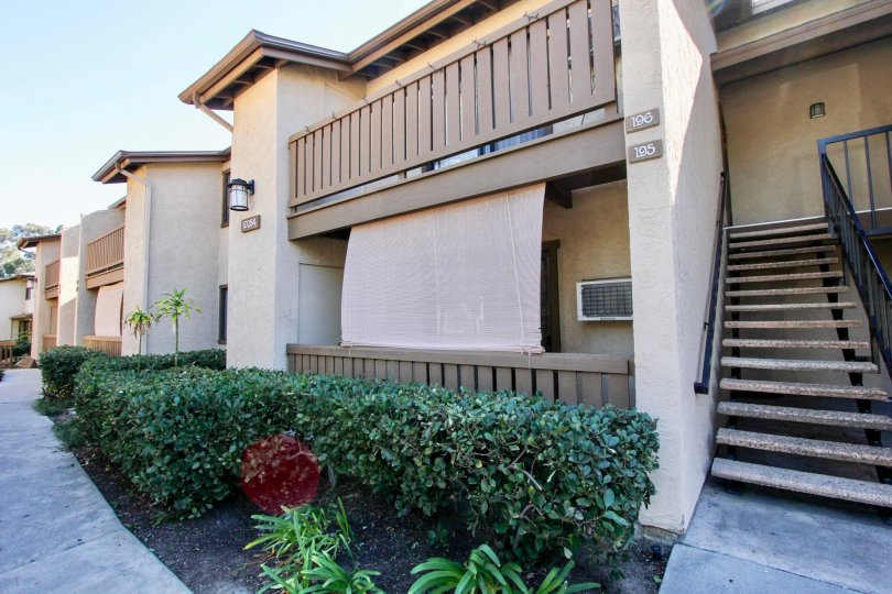 Suburban Apartments at Quail Creek Community, Mira Mesa, California