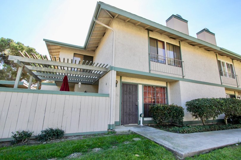beautiful home at quest community in Mira Mesa, California.