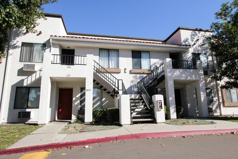 Beautiful one Storey Apartmeny in Villas at New Salem, Mira Mesa, California