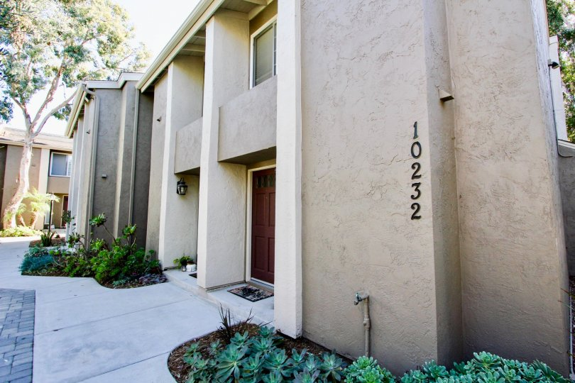 Windsor park Mira Mesa California. Clean and urban living