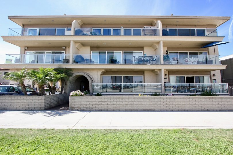 3500 Bayside Walk in mission beach most famous place beautiful looking with balcony comfortable climate come with family in weekend