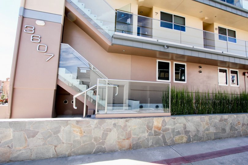 Unit 3607 of San Juan Condominiums in Mission Beach California
