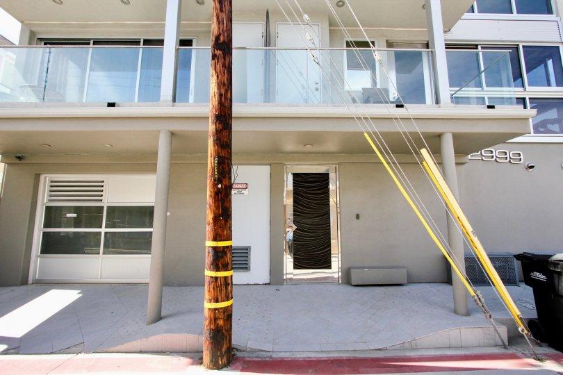 Classy styled apartment 2999 South Beach, Mission beach, California