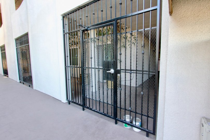 Safe and gated complex in Columbia Heights Mission Hills California