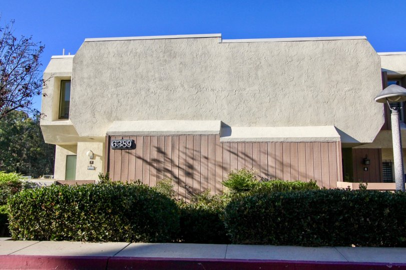 riars Mission , Mission Valley  ,: California, off  white building,lamp post