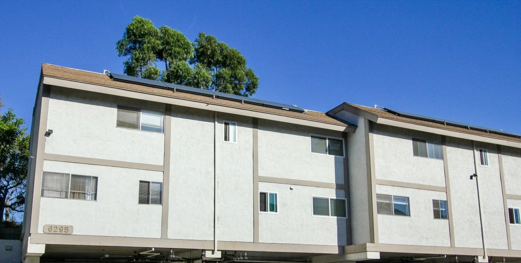 Mission Heights, Mission Valley, California, housingunit