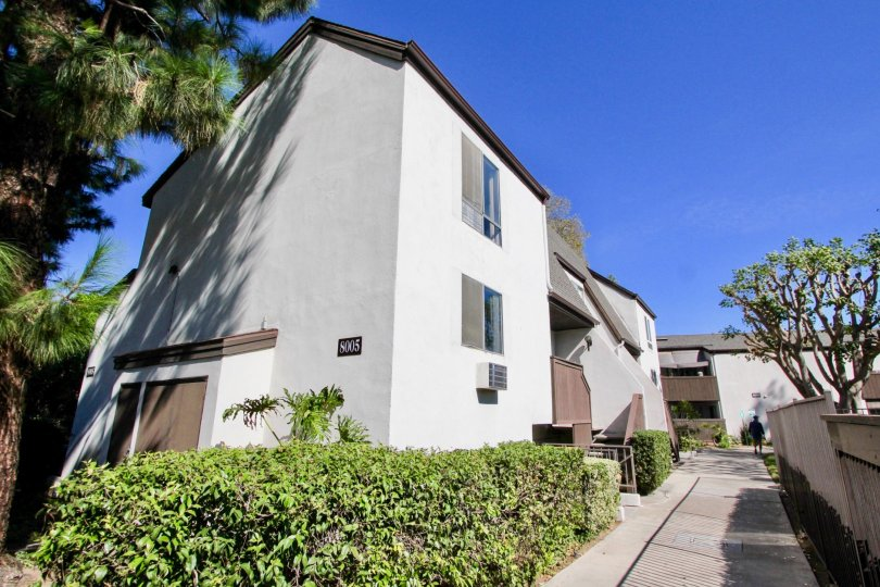 Majestic & suburban styled apartment 8005 in Park Villas South, Mission Valley, California