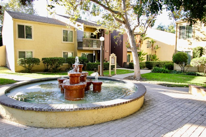 Rancho Mission Villas community in Mission Valley, California