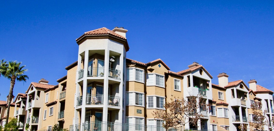 River Colony , Mission Valley  , California,apartment,blue sky