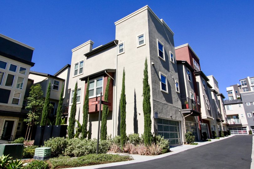 Skyloft at Origen Community in Mission Valley: the Lovely Street