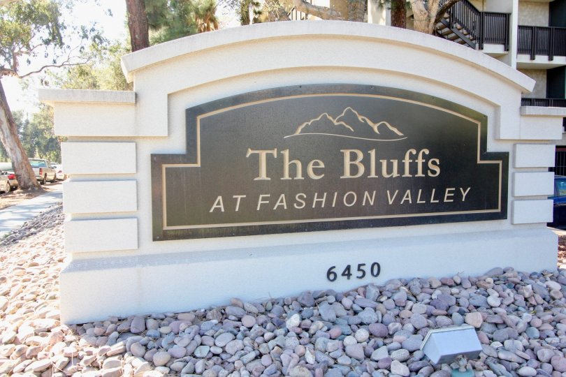 The Bluffs Beautiful Villas in Mission Valley at California
