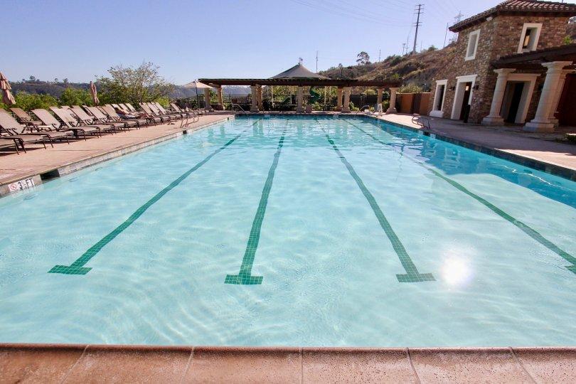 Verandas at Escala  ,Mission Valley, California, swimming pool,