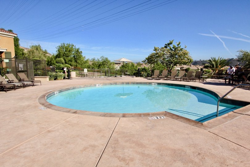 Beautiful day to enjoy the pool at Verandas at Escala.