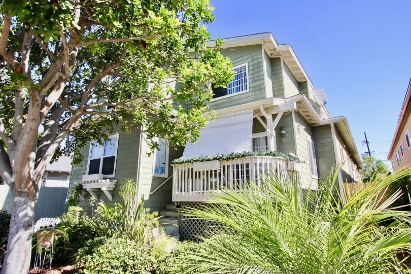 step your home at 4755 Wilson at Normal Heights, California