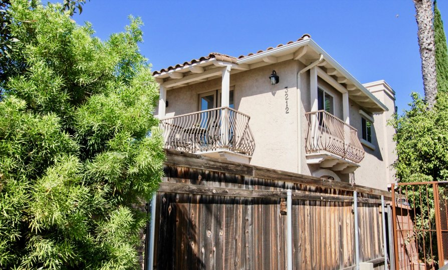 Beautiful home with green trees in sunny Collier Court located in Normal Heights, California