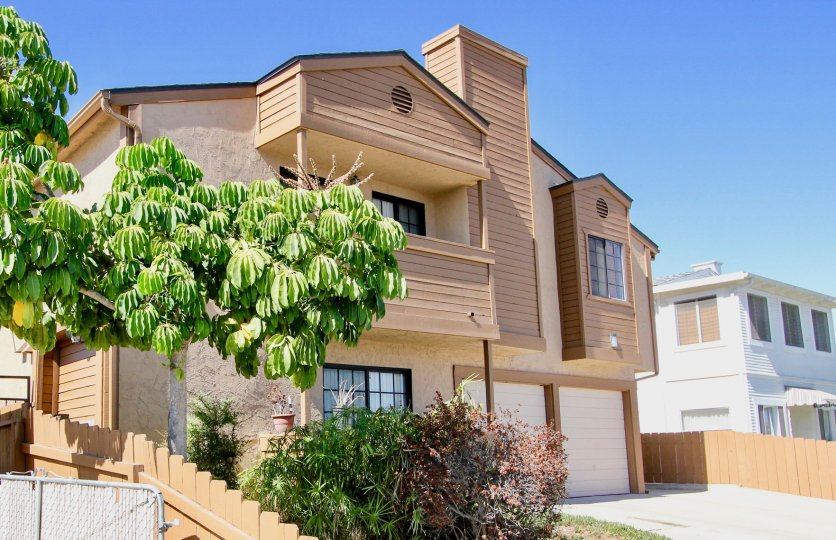 A gorgeous two-story home at Deone Manor in Normal Heights, CA