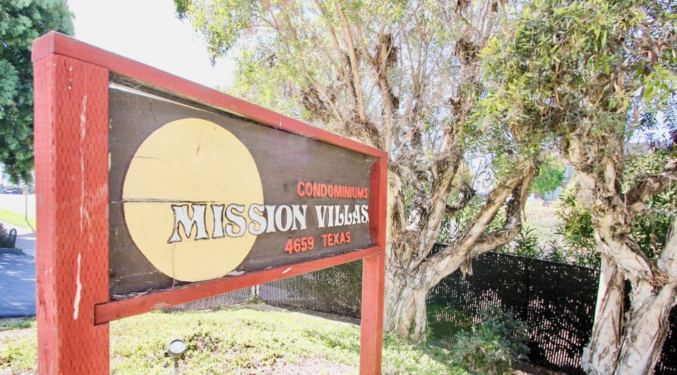 come and see our villas at Mission Villas at Normal Heights, California