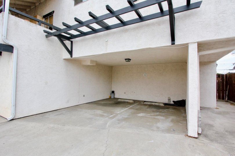 A sunny day in the area of 4185 Louisiana Street, condo, gated door, parking lot