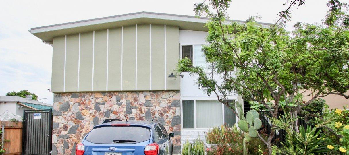 The 4381 Oregon St. apartment community located in North Park, California