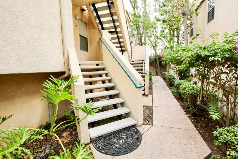 A villa in the Uptown Villas community of the city of North Park, California