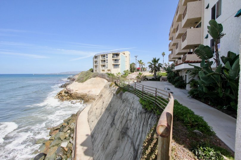Fall asleep to the crashing of the waves at Casa De La Playa.