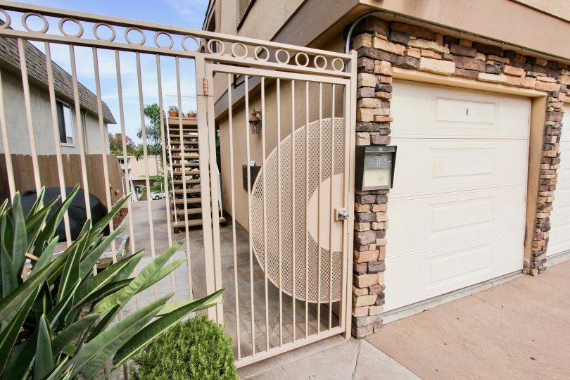 Feel safe and secure with the protected entry and garage at Temecula Heights.
