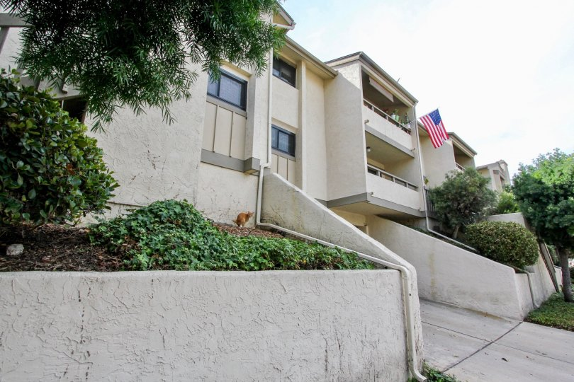 First two floors residence and basement car parking in Worden Street Condos.