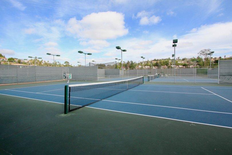 Camino Crest's Recreational Facilities, Oceanside, California