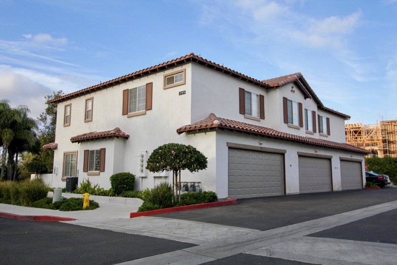 Beautiful and Elegant homes of Casitas at Spring Creek, Oceanside, California