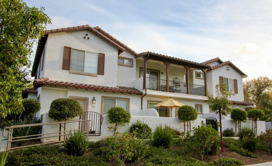 Natural beauties of Casitas at Spring Creek, oceanside, California