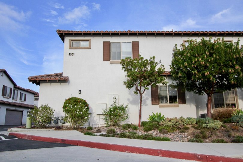 "ALT=""Casitas at Spring Creek Community at Oceanside in California"""