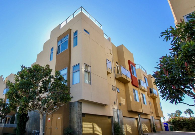 Coastal Townloft's very own masterpiece, Oceanside, California