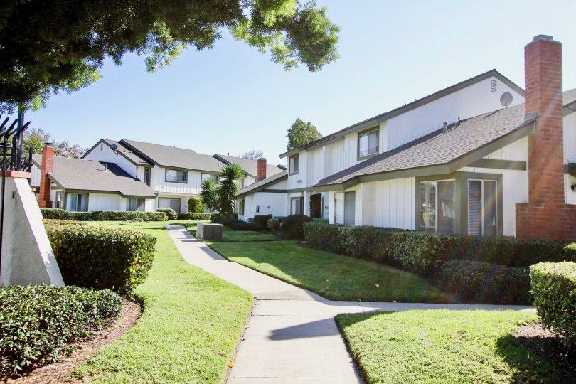 Pepperwood Villas in Oceanside, California: Front View