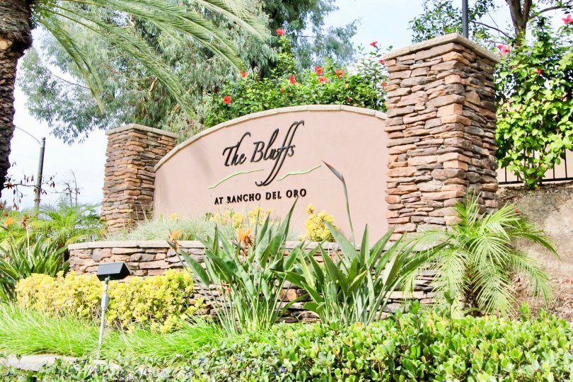 The Bluffs at Rancho Del Oro, an exciting neighborhood of condominiums in the beachfront community of Oceanside
