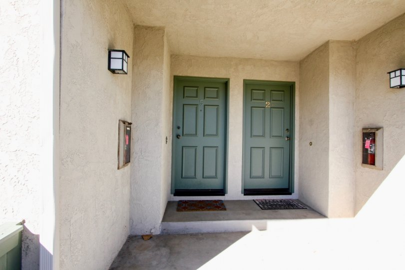 House with spacious Front area in main door of 1076 Opal area of Pacific Beach