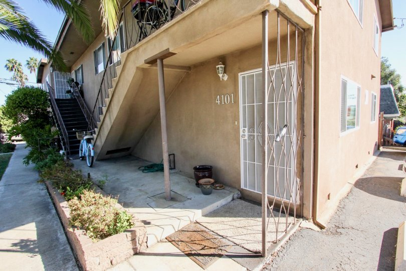 Crown Point Community Pacific Beach California Unit 4101 Two-Story