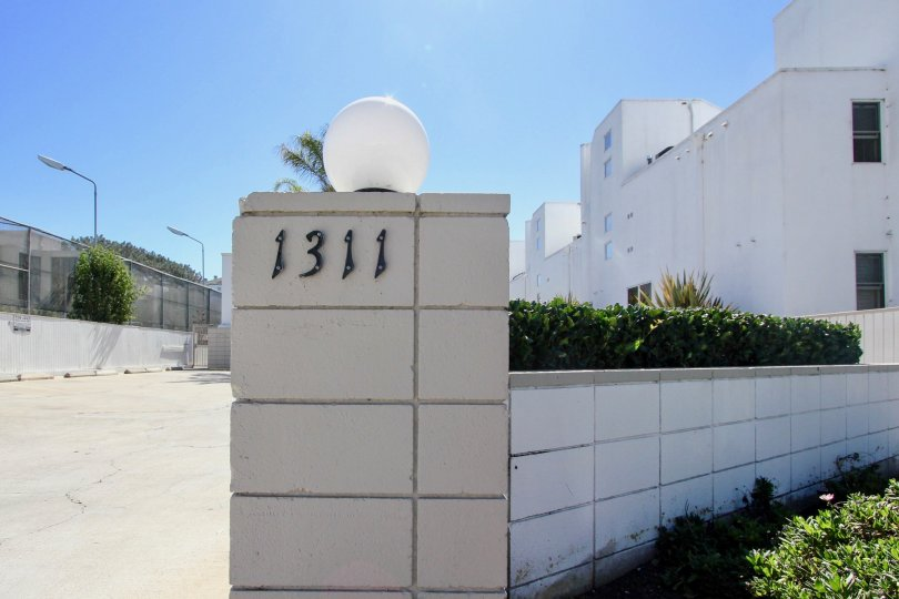 1311addres of La Palma properties in Pacific Beach, CA